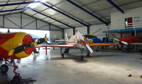 Vliegtuig huren bij vliegschool Wings over Holland