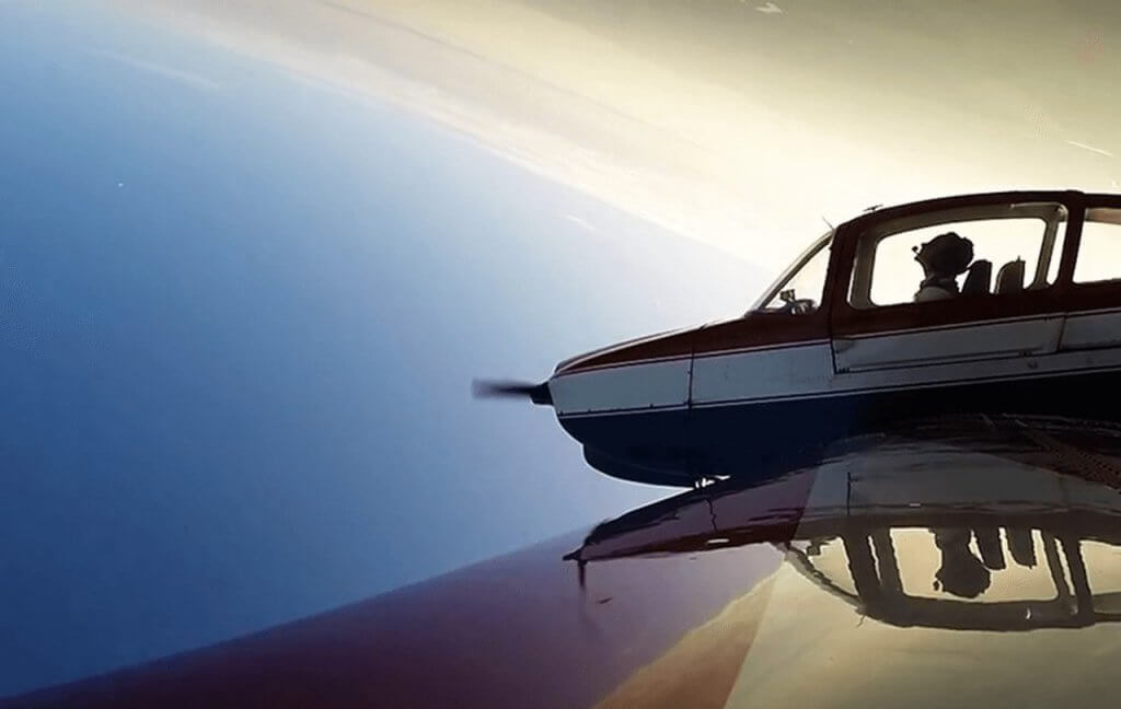 Proefles Vliegen vliegschool Wings