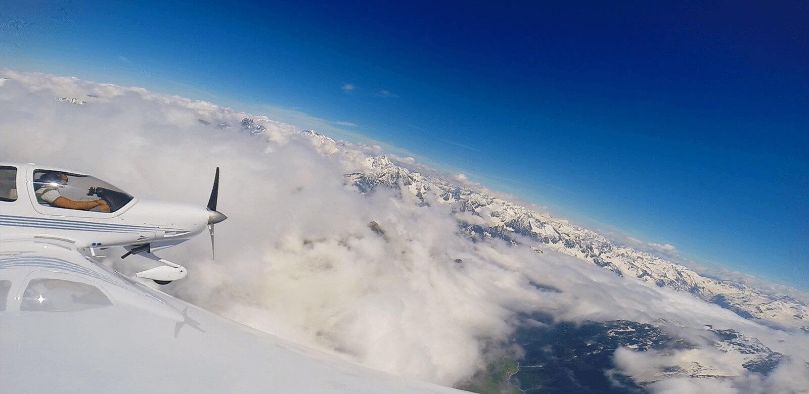 Vliegopleidingen bij Wings over Holland