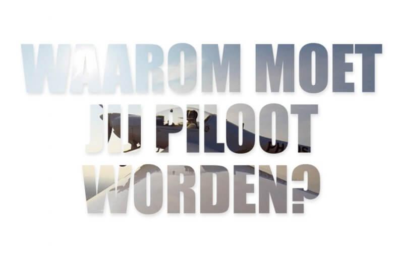 Waarom Piloot Worden Wings over Holland