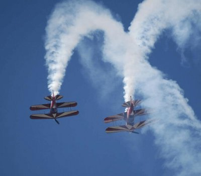 Aerobatics Rating
