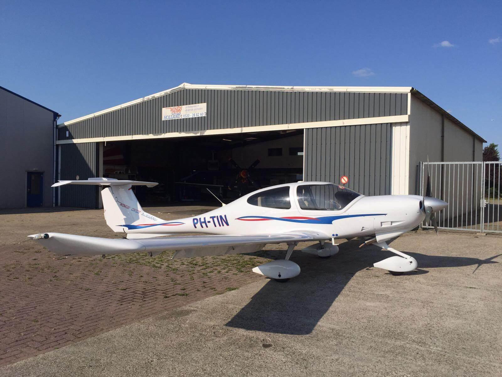 Diamond DA40 TDI Vliegtuig Huren