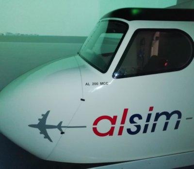 Simulator ALSIM 200 MCC