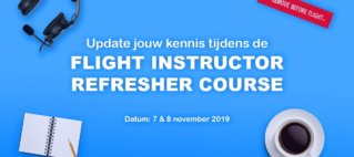 Flight Instructor Refresher Course Wings over Holland