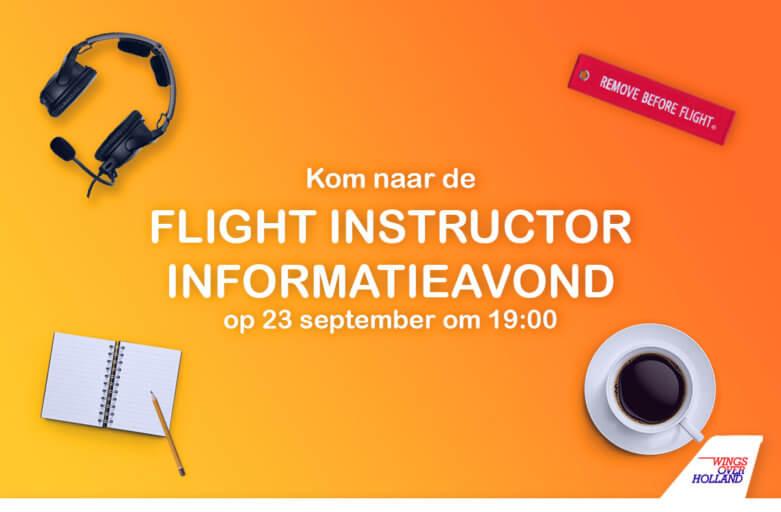 FI informatieavond Wings over Holland