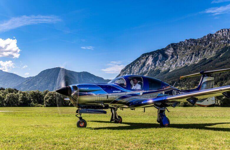 Diamond DA50RG komt naar Wings over Holland