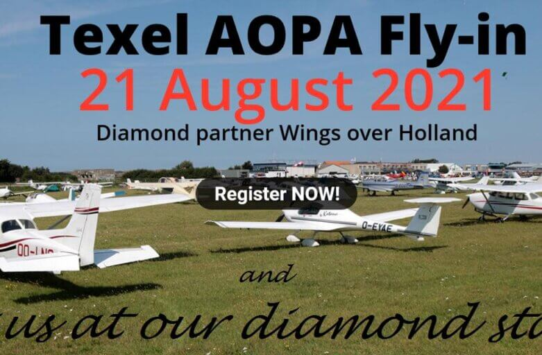 Texel AOPO Fly-In 21 Augustus